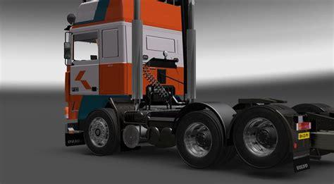 volvo heavy vehicles volvo f10 8x4 pba heavy vehicles v1 14 2c modhub us
