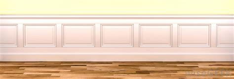 Lower Wall Wood Paneling What Are Wainscoting Panels With Picture