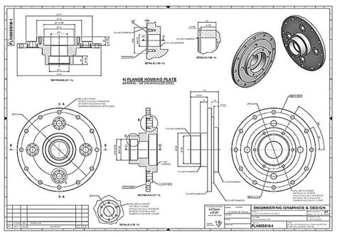 pattern development technical drawing mechanical engineering drawings the story of an engineer