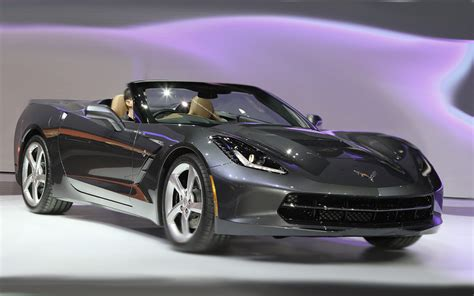 corvette stingray 2014 2014 chevrolet corvette stingray convertible review