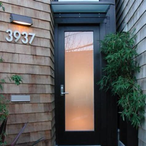 Exterior Glass Front Doors Modern Front Door Glass To Let Afternoon Sun Through Hallway How To Welcome