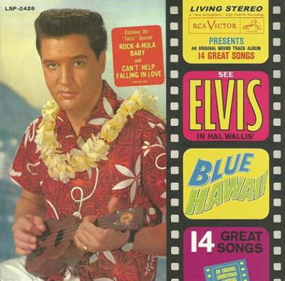 film blue soundtrack elvis presley blue hawaii 2 cd ftd special edition