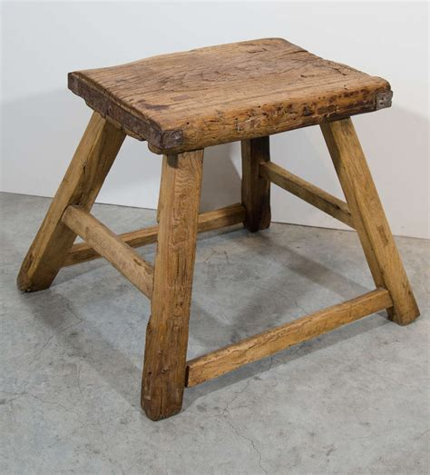 antique provincial stool for sale at 1stdibs