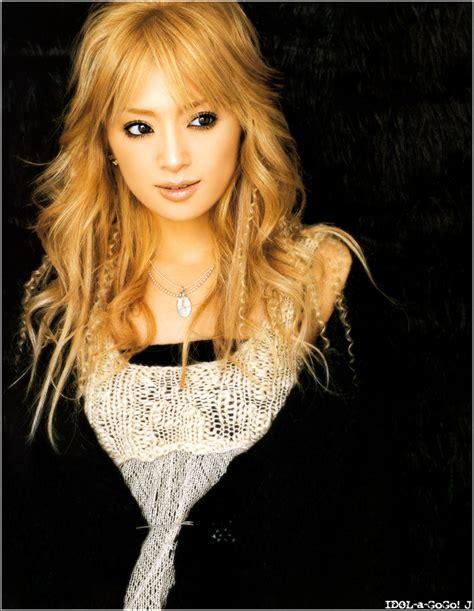 asian galleries japanese singer hamasaki ayumi