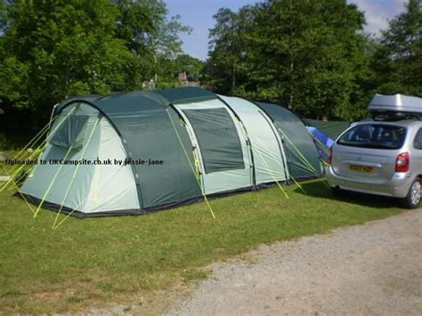 Kc Tent And Awning by Khyam Kansas 8 Family Tunnel Tent Reviews And Details Page 2