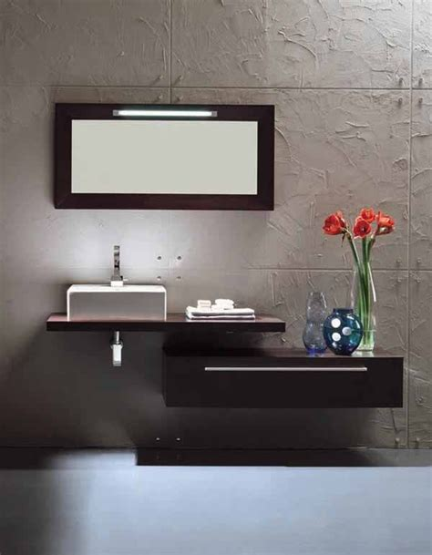 Modern Bathroom Sink Vanity Modern Bathroom Sink Consoles Interior Decorating