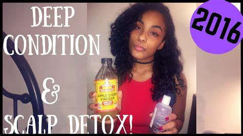 How To Detox Hair Acalp by Conditioning Hair Scalp Detox