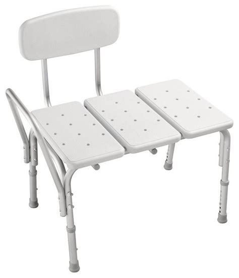 adjustable transfer bench delta df565 adjustable bath safety transfer bench white