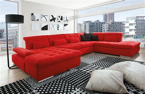 otto möbel sofa wohnlandschaft rot bestseller shop f 252 r m 246 bel und