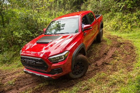 toyota offroad 2017 toyota tacoma trd pro road review motor trend