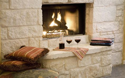 Warm Fireplace by Design Wallpaper Warm Fireplace And Wine Wallpaper