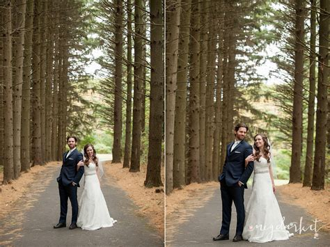 Arbor Wedding Photographer by Rustic Fall Wedding In The Woods Arbor Wedding