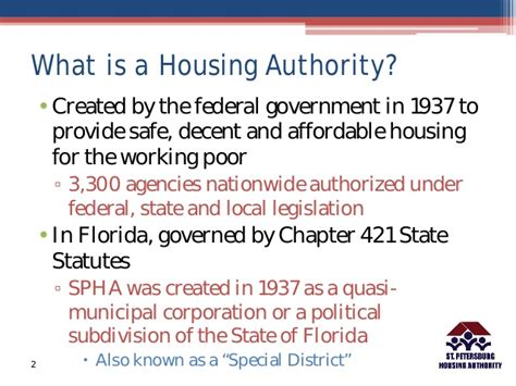 st pete housing authority getting to know the st petersburg housing authority