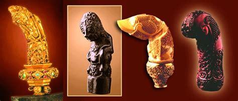 Sarung Gajah Bima kenapa bilah keris bengkang bengkok sejarah keris melayu