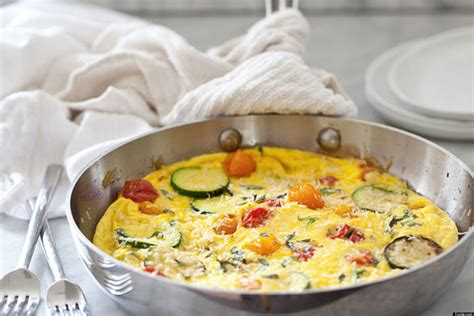 best egg recipes for breakfast frittata recipes photos huffpost