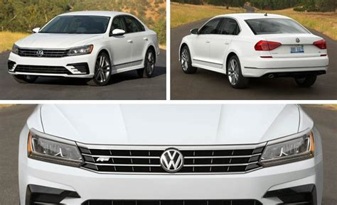 white volkswagen passat 2016 2016 volkswagen passat photos and info news car and driver