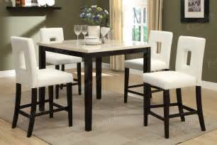 High Chair Dining Set High Chair Counter Height Chairs Dining Room Furniture