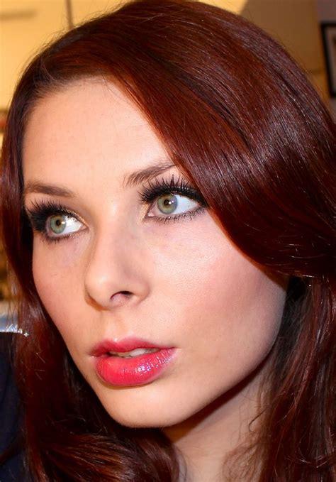 colores de tinte para cabello rubio 17 mejores ideas sobre pelo rojo caoba en pinterest