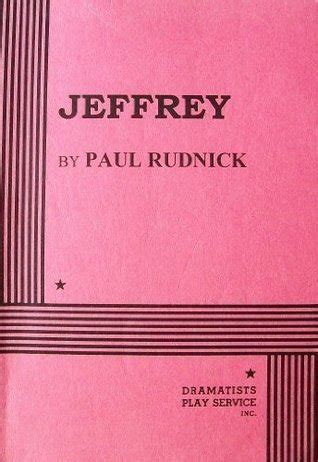 book review jeffrey by paul rudnick mboten