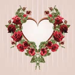 imgenes de con rosas y corazones imgenes de banco de im 225 genes coraz 243 n con rosas rojas para el d 237 a del