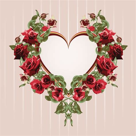 imagenes de corazones hechos con rosas banco de im 225 genes para ver disfrutar y compartir