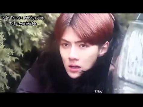 exo next door sub indo indo sub exo next door unseen cut part 1 youtube