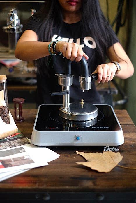 review kamira espresso maker majalah otten coffee