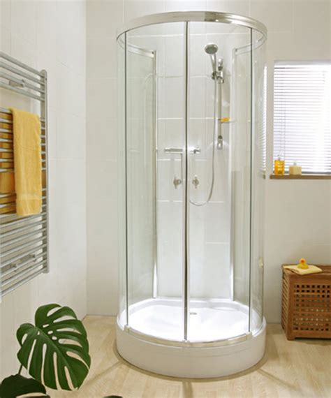 Large D Shaped Shower Enclosure by Cascata Mezzo D Shaped Enclosure With Tray Review