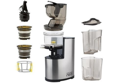 Juicer Heles oscar neo xl whole juicer