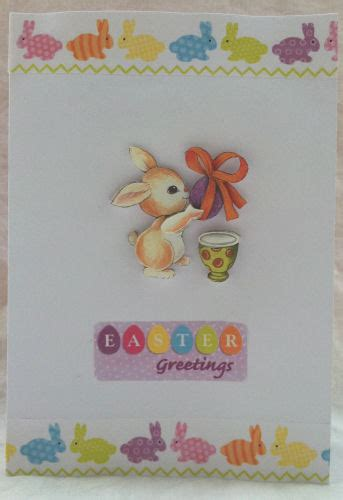 Easter Handmade Crafts - handmade easter cards by ria s crafts