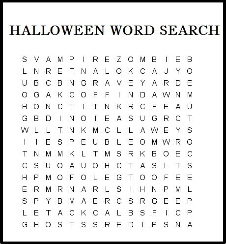 halloween coloring pages word searches halloween word search difficult