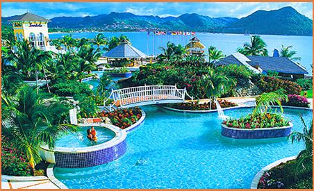 sandals grande st lucia reviews honeymoon review sandals grande st lucia