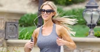 Christina El Moussa by Christina El Moussa S Diet Exercise Regimen Revealed Us
