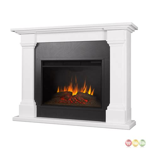 electric led fireplace callaway grand led electric fireplace in white