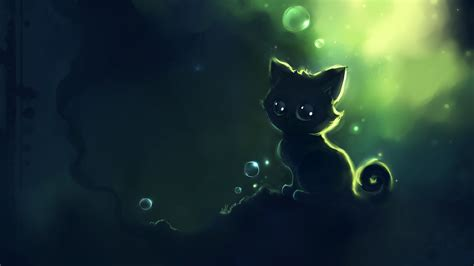 cat wallpaper deviantart green cats animals deviantart artwork kittens