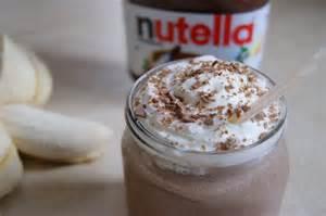 Nutella milkshakes recipe dishmaps