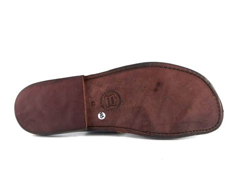 Handmade Sandals Australia - handmade real leather thongs sandals for mens made in