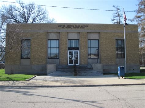 Roberto Clemente Post Office by Morris Illinois Post Office Post Office Freak