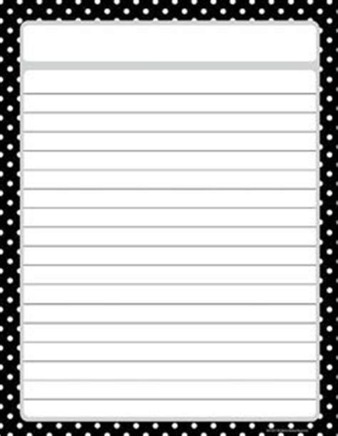 printable lined paper with dotted midline 1000 images about printable lined writing paper on