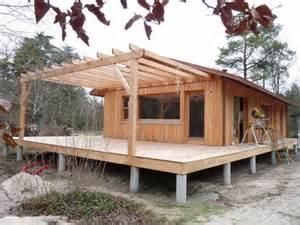 Ossature Bois Pour Terrasse