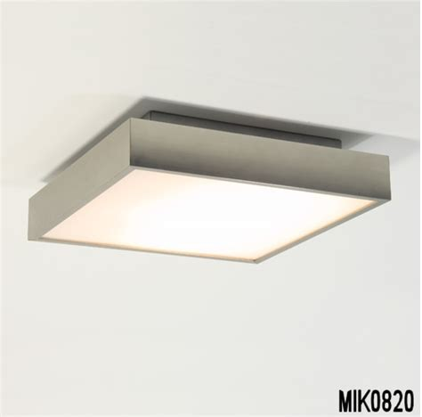 square bathroom ceiling light square bathroom light wall or ceiling mounted