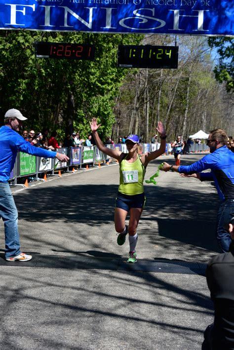 Door County Half Marathon sigl cruises to door county half marathon victory door