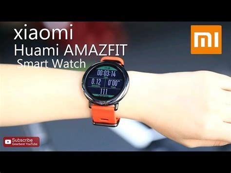 Xiaomi Huami Amazfit Bip Version Free 1screen Protector 1strap 1 original xiaomi huami amazfit sports bluetooth smart version 99 99