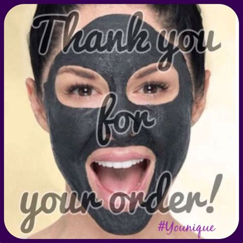 Younique By Marta Detox Mask by 68 Best All About Younique Thank You For Your Order