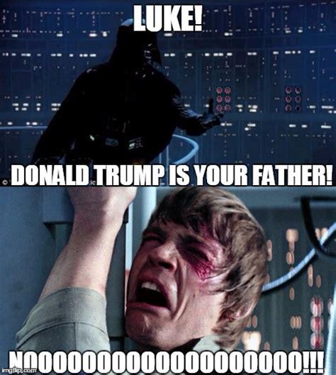 Luke Skywalker Meme - darth vader luke skywalker imgflip