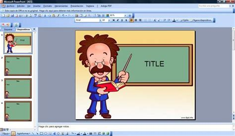 free animated powerpoint templates for teachers profesor plantilla powerpoint plantillas powerpoint gratis