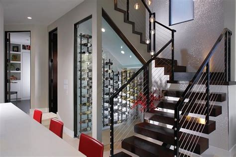 under stairs wine cellar custom wine cellars what s hot by jigsaw design group