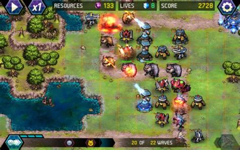 best tower defense android top 10 best android tower defense free and paid