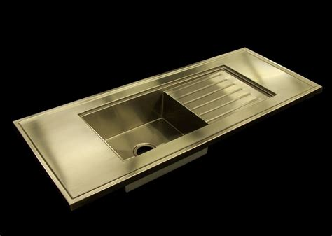 exclusive stainless steel sink with drainboard home