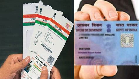How To Link Your Pan Card With Aadhaar Card Here Is